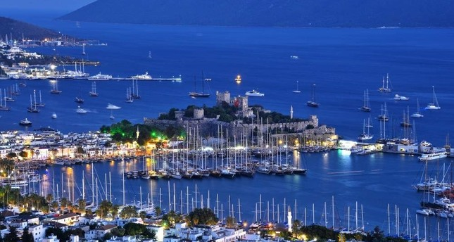 Thanks to its mild weather, Bodrum, known as the Turkish Riviera, is one of the best places to spend the holiday season. iStock