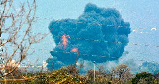 تحطم مقاتلة إف-16 باكستانية في إسلام آباد ومصرع طيارها