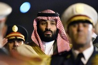 Crown Prince Salman told aide 'he would use a bullet' on Khashoggi