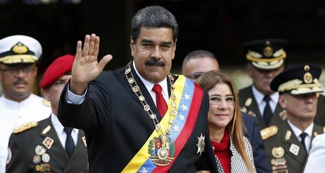 منظمة الدول الأمريكية لا تستبعد تدخلاً عسكرياً لإسقاط مادورو في فنزويلا