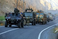 12 PKK terrorists were killed in two separate counter-terror operations in northern Iraq and southeastern Turkey, military sources said on Wednesday.  In a statement, the Turkish General Staff...