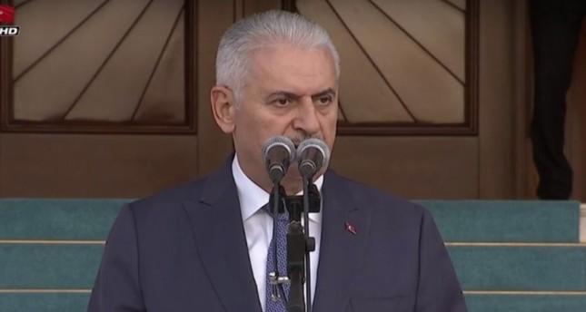 يلدريم مودعا موظفي رئاسة الوزراء: نظام الحكم قد يتغير لكن القيم تحتفظ بموقعها الأساسي