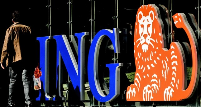 The logo at the ING Bank headquarters in Amsterdam, The Netherlands, 03 October 2016. (EPA Photo)