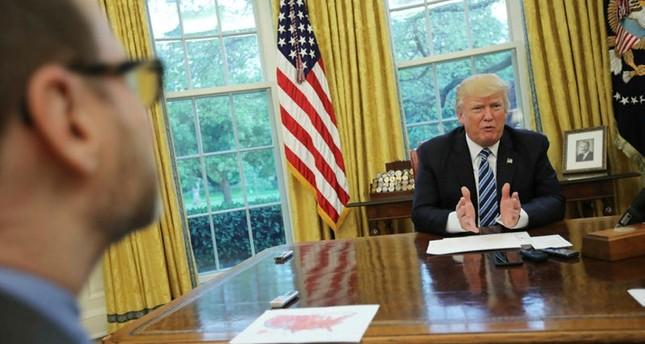 ترامب يشتكي من عدم تحمل السعودية نصيبا عادلا من تكلفة دفاع أمريكا عنها