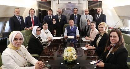Road map to resolve Libya crisis determined: Erdoğan