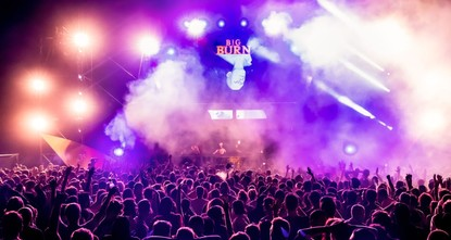 Big Burn Istanbul returns for third year with great lineup