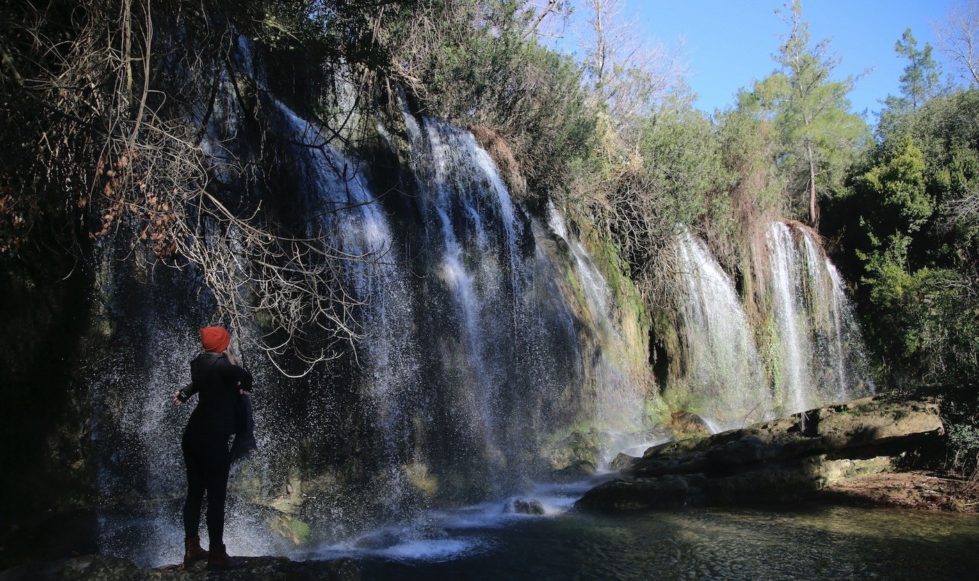 The Kuru015funlu Waterfall Nature Park is home to 261 species of plants and wild animals.