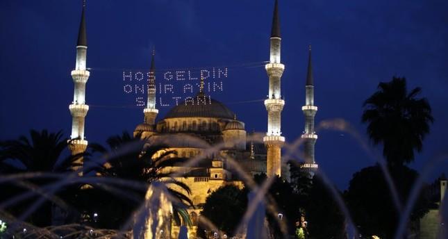 Sultanahmet Mosque (Photo by Metin Arabacı)