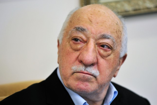 Gülenist Terror Group (FETÖ) leader Fetullah Gülen. Gülen's extradition has recently strained Turkish-U.S. relations.