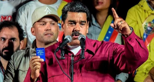 مادورو يدعو الجيش للتأهب عقب تقارير عن مخطط سابق لترامب لاجتياح فنزويلا