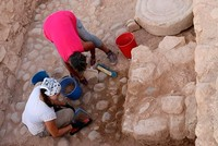 Clay shard unveils details of how ancient kingdoms managed economy