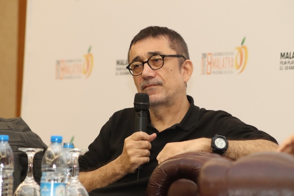 Director Nuri Bilge Ceylan noted that he is very fond of literature, maybe even more than cinema.