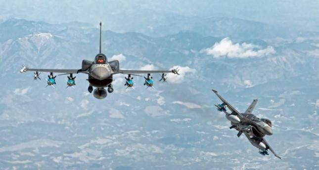 Operations against PKK continue, 5 terrorists killed in northern Iraq