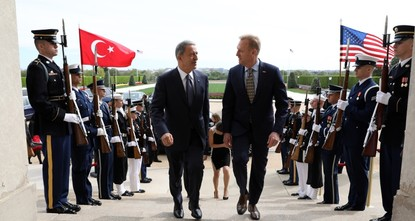 'Turkey expects partners to fulfill responsibilites'