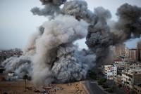 الطائرات الحربية الإسرائيلية تشن سلسلة غارات على قطاع غزة