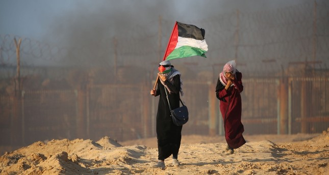 الفلسطينيون يتجهزون لإحياء الذكرى الـ71 للنكبة على طول حدود القطاع