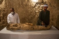 3,500-year-old two ancient tombs discovered in Egypt's Luxor