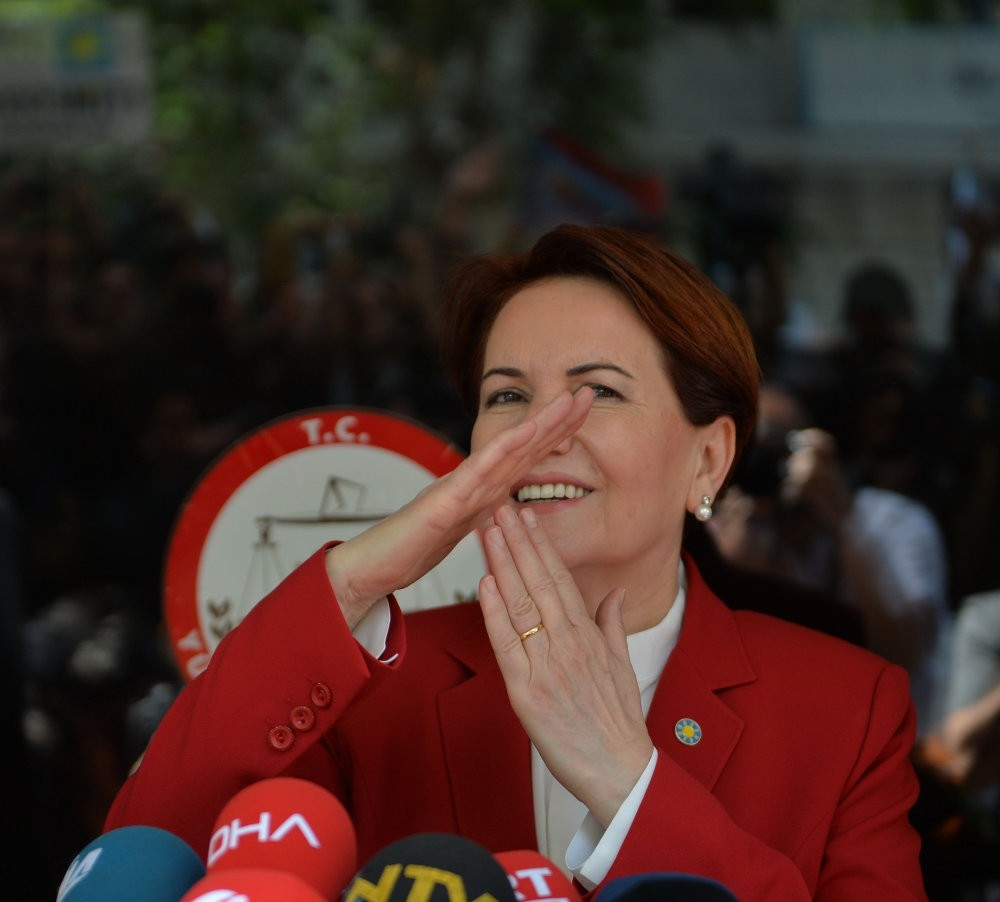 In the presidential election on June 24, Aku015fener could only gather some 7 percent of votes, staying well below the hype created home and abroad. Her party, on the other hand, received around 9.95 percent of the votes in the parliamentary elections.