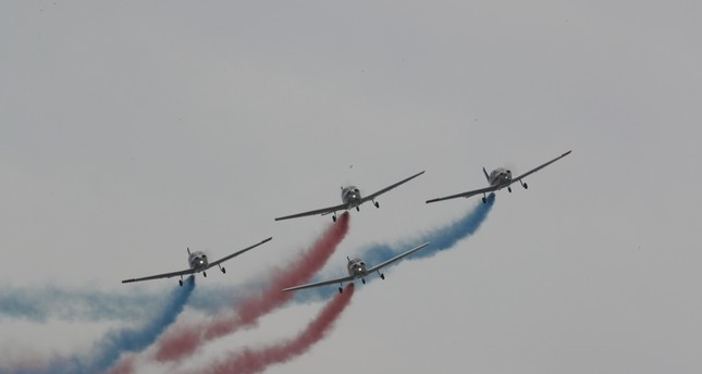 The Eurasia Airshow, which will convene the leaders of the global aerospace sector, will take place in Antalya on April 25-28, 2018.