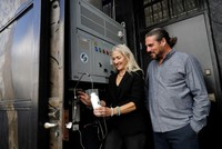 Water out of thin air: California couple's device wins $1.5 million