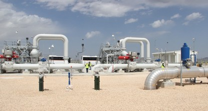 93.5 pct complete, TANAP to deliver first gas on June 30