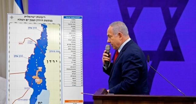 نتنياهو يتعهد بضم منطقة غور الأردن وشمال البحر الميت في حال فوزه في الانتخابات