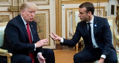 Трамп призвал «сделать Францию снова великой»