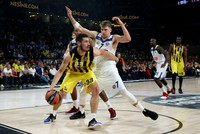 Istanbul giants Fenerbahçe advanced to the Euroleague final after beating Real Madrid 84-75 late Friday.