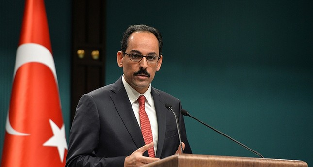 Kalın: Resolution spiegelt 'politische Verantwortungslosigkeit' wider