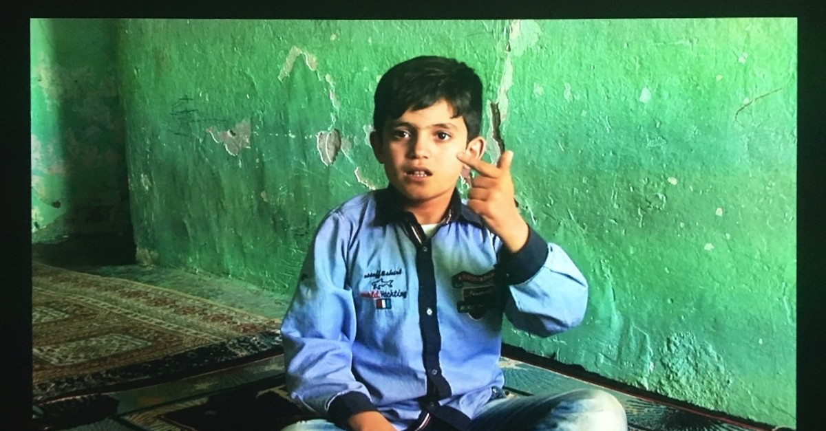 Erkan u00d6zgenu2019s u201cWonderlandu201d (2016) is about a deaf boy called Muhammed who narrates the story of the last eight years of his home, Syria.