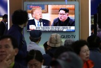 US 'still hopeful' for Kim-Trump summit amid new threats by North Korea
