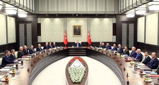 مجلس الأمن القومي التركي: عملية درع الفرات تكلّلت بالنجاح