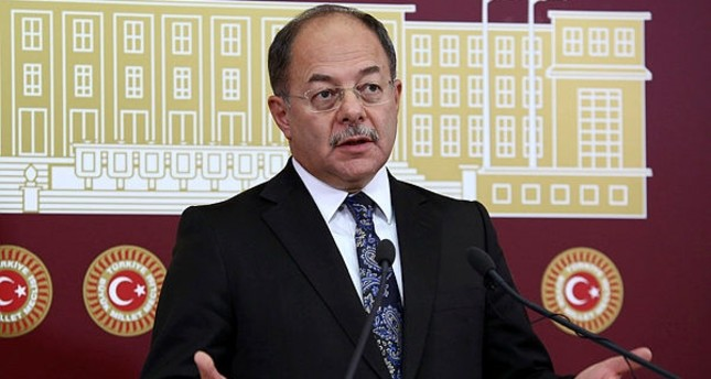 رجب أقداغ - نائب رئيس الوزراء التركي
