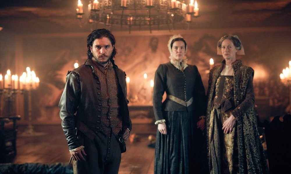 Kit Haringtonu2019s (L) miniseries u201cGunpowder,u201d about the Gunpowder plot in 1605, centers on a character that is hardly mentioned in popular commemorations of the prevention of the plot to blow up British parliament.