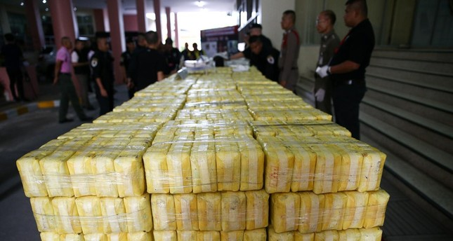 Meth trade in Asia worth up to $61B, UN says