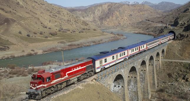 The Kurtalan Express: A daylong journey to southeastern Anatolia