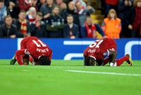 Liverpool's Salah, Mane won't break Ramadan fast for Champions League final