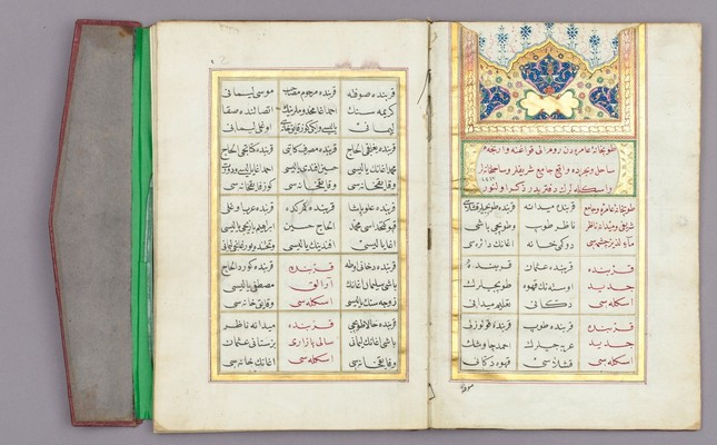 """""""Memories of Humankind: Stories from Ottoman Manuscripts"""" follows the traces of this collective written culture."""