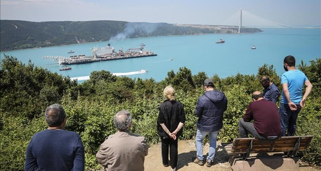 75 percent of Turkish public supports TurkStream gas pipeline