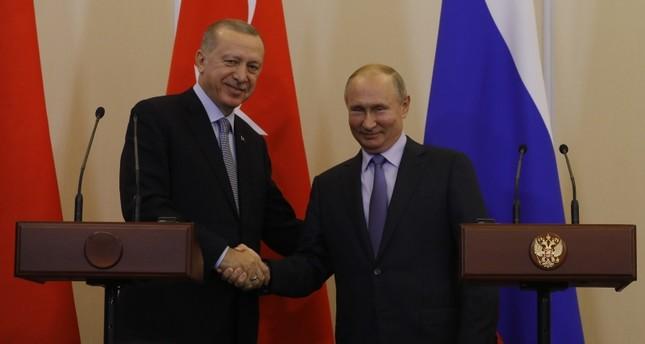 بوتين: نتفهّم اتخاذ تركيا خطوات لحماية أمنها
