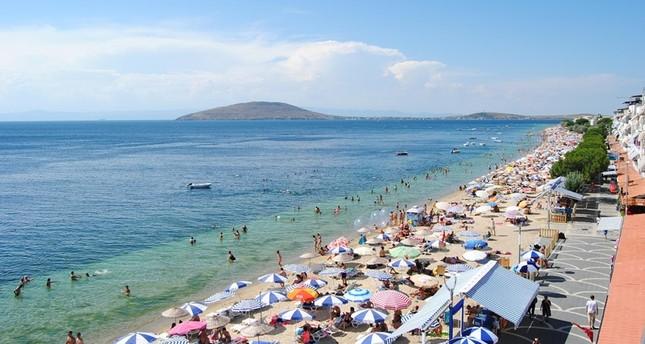 File photo shows Avşa Island.