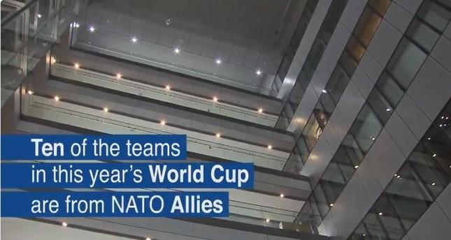 الناتو يذكّر روسيا بعد إقصائها من المونديال: المنتخبات الأربعة المتبقية لنا