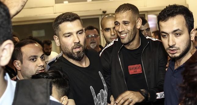 فنربهتشه يتفاوض مع الجزائري سليماني لاعب ليستر سيتي