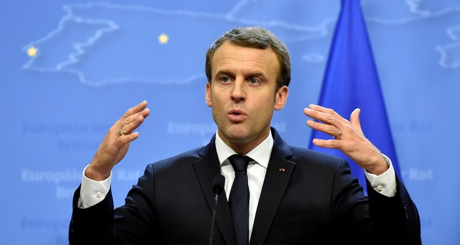 Daesh will be crushed in Syria by February: Macron