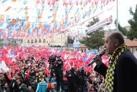President slams pro-PKK HDP for failing in municipal services