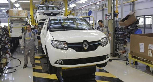 Turkey's second biggest export market, Britain said goodbye to the EU, recalling that Britain's share of Turkey's automotive exports is 10 percent