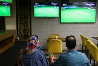 Women will be allowed to watch int'l football matches in Iran