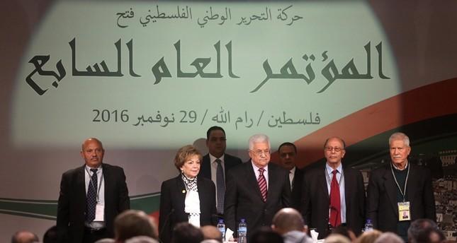 استمرار أعمال مؤتمر فتح لليوم الثاني في رام الله
