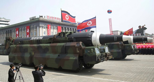 North Korea says nuclear war may break out at any moment