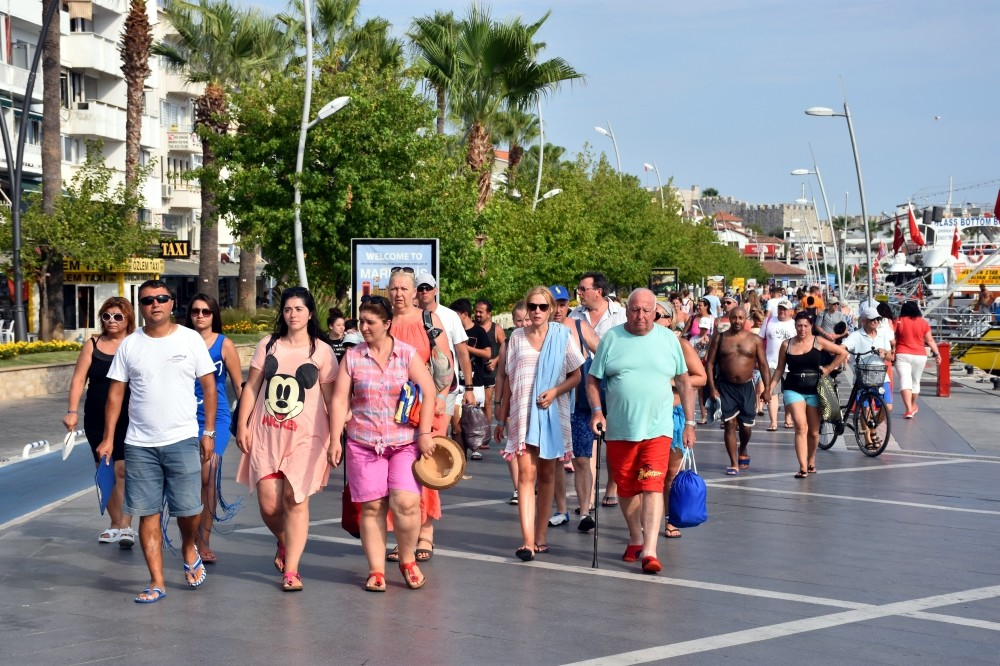Data shows that around 1.5 million British tourists visit Muu011fla annually and some of them choose the province and its neigboring region as a place to settle.